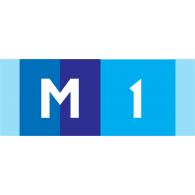 Logo of TV Moldova 1 2010