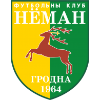 Logo of FC Neman Grodno (Belarusian)