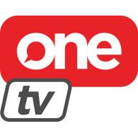 Logo of One TV (unused)