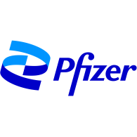 Logo of Pfizer Color