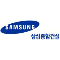 Logo of Samsung Construction 1993