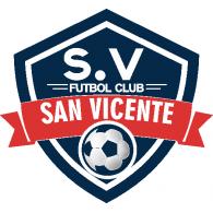 Logo of San Vicente Fútbol Club de Bella Vista Corrientes