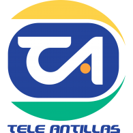 Logo of Teleantillas(Vertical logo) 2004