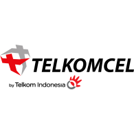 Logo of Telkomcel 2013