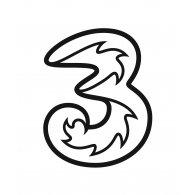Logo of Three