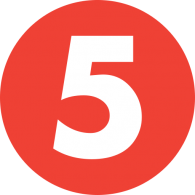 Logo of The 5 Network
