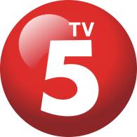 Logo of TV5 (Philippines) 2010