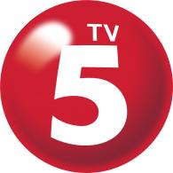 Logo of TV5 (Philippines) 2013