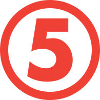 Logo of TV5 (Philippines) 2019