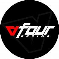 Logo of vfour racing
