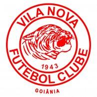 Logo of Vila Nova GO - Logo antigo década 1950