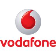Logo of Vodafone (Faroe Islands) 2008