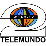 Logo of WKAQ-TV 1968