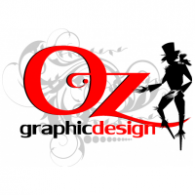 Logo of Oz Graphic Design