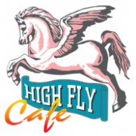 Logo of High Fly Cafe