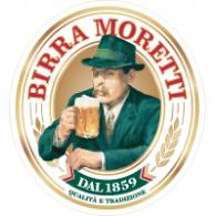 Logo of Birra Moretti