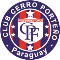 Logo of Cerro Porteño de Presidente Franco