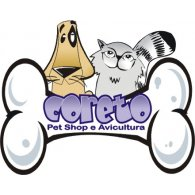 Logo of Coreto Pet Shop