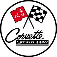 Logo of Corvette Stingray