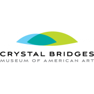 Logo of Crystal Bridges
