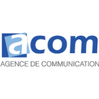 Logo of acom