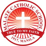 Logo of Malate Catholic School