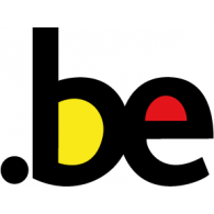 Logo of .be