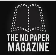 Logo of The No Paper Magazine
