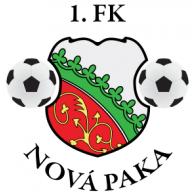 Logo of 1. FK Nova Raka