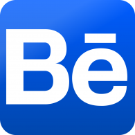 Logo of Behance