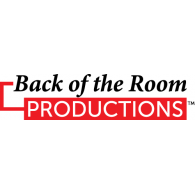 Logo of Back of the Room Productions