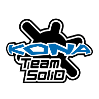 Logo of Kona Team SoliD orgiginal
