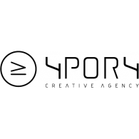 Logo of 4por4 - creative agency