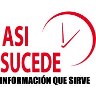 Logo of Así Sucede