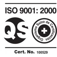 Logo of ISO 9001 SWISS