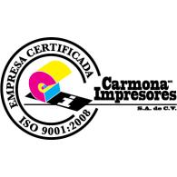 Logo of Carmona Impresores MR ISO 9000
