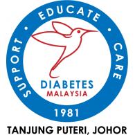 Logo of Malaysia Diabetes Society (Tanjung Puteri Johor)