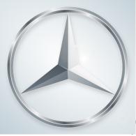 Logo of Mercedes-Benz