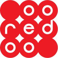 Logo of ooredoo