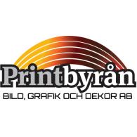 Logo of Printbyrån AB