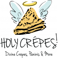 Logo of Holy Crepes