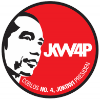 Logo of Jokowi Capres 2014