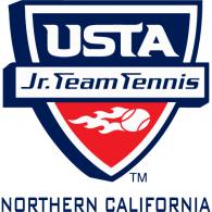 Logo of USTA Jr. Team Tennis Northern California