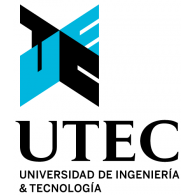 Logo of UTEC Universidad de Ingenieria & Tecnologia