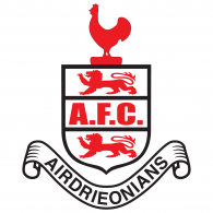 Logo of Airdrieonians Football Club