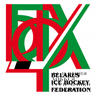 Logo of Belarus Ice Hockey Federation