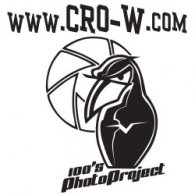 Logo of 100s Crow Photo Project