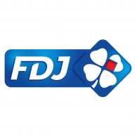 Logo of FDJ