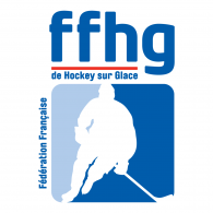 Logo of French Ice Hockey Federation