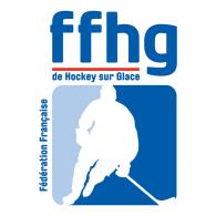 Logo of French Ice Hockey Federation